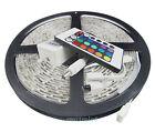 5050 SMD 300 leds LED Strip Flexible tape Light Lamp waterproof 5M/Roll RGB