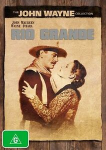 Rio-Grande-DVD-2009-Like-New-Free-Postage