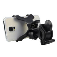 Bicycle Bike Phone Holder Clip Stand Mount For Iphone Samsung Cellphone Gps