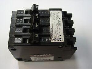 Cutler Hammer 30+30+20+20 BQ2302120 Circuit breaker.
