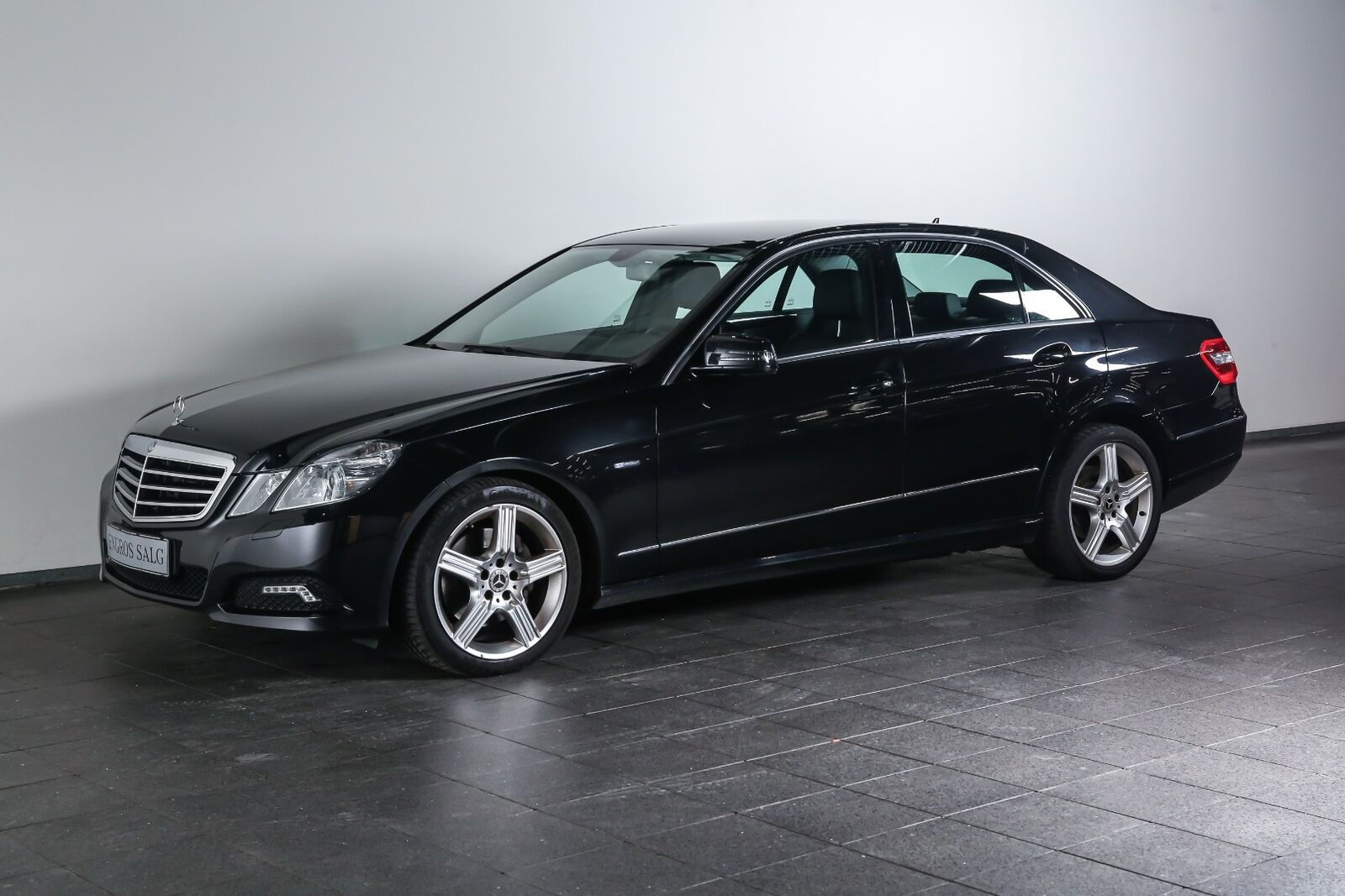 Mercedes-Benz E350 3,5 CGi Avantgarde aut. BE