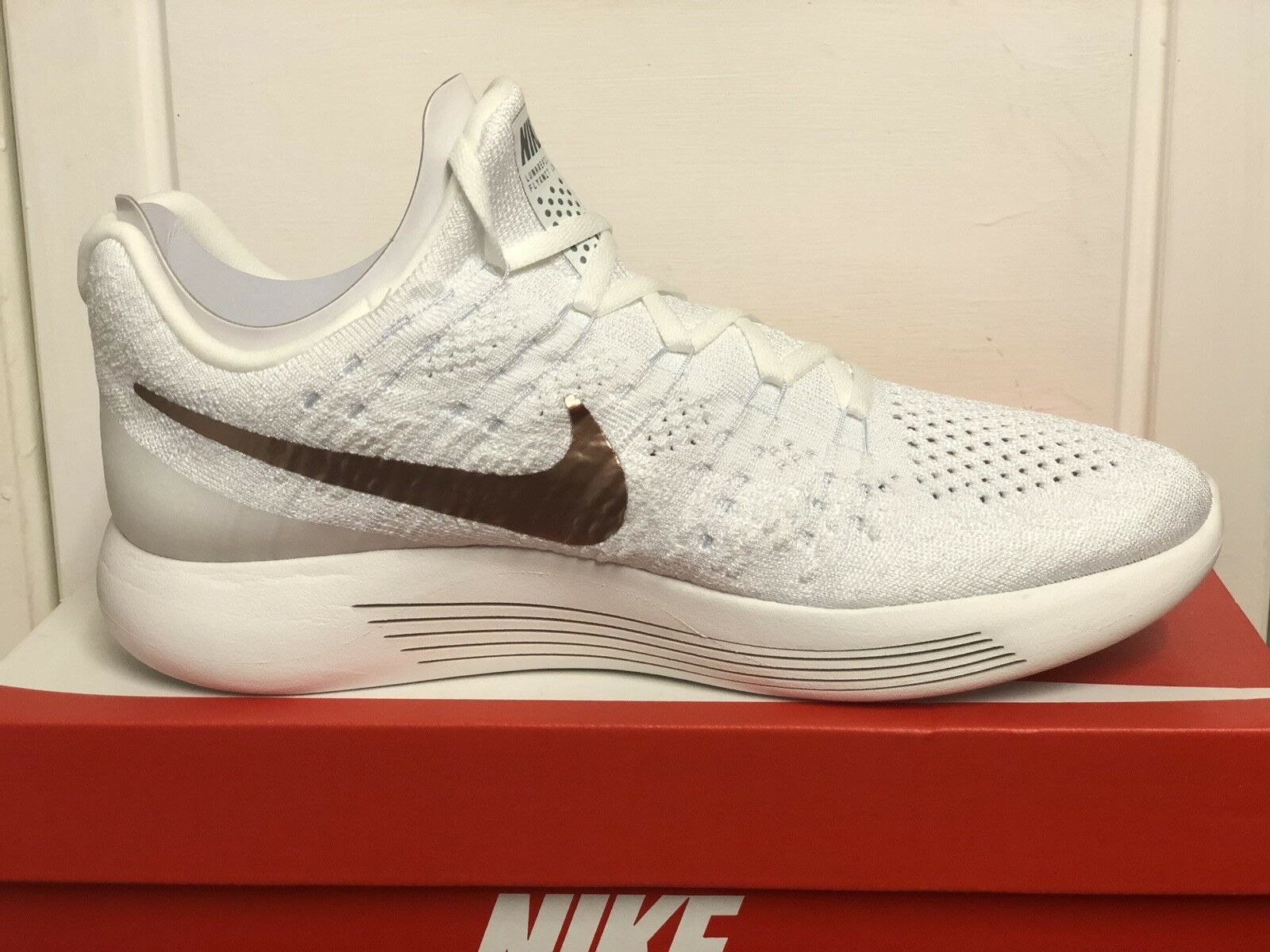 NIKE LUNAREPIC LOW FLYKNIT 2 X-PLORE TRAINERS EUR SNEAKERS Schuhe UK 9 EUR TRAINERS 44 5faf38