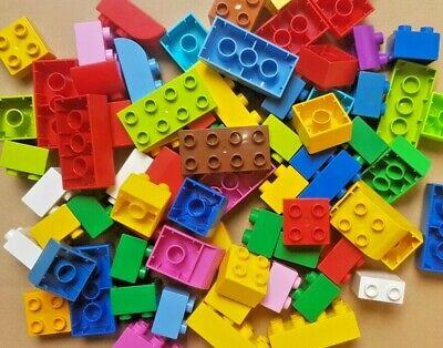 Parts /& Building Blocks 500g RANDOM Pieces LEGO DUPLO Bricks 0.5kg