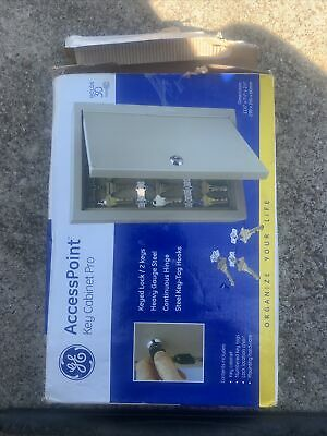 Kidde AccessPoint 001801 Key Entry Pro Key Locker, Clay ...