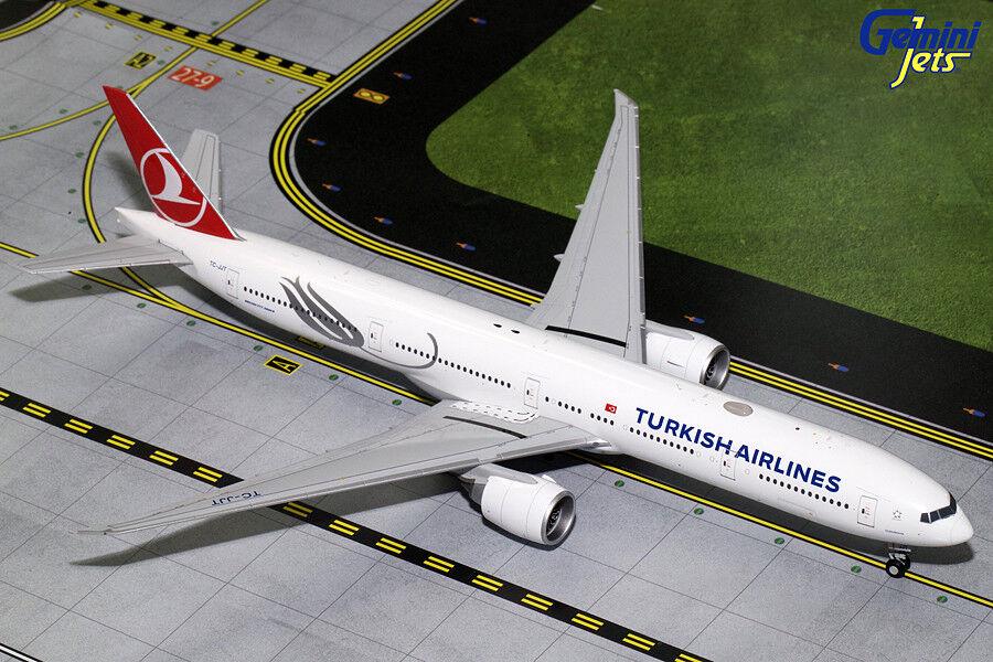 Gemini Jets échelle 1 200 Turkish Airlines Boeing 777-300ER TC-jjt G2THY680