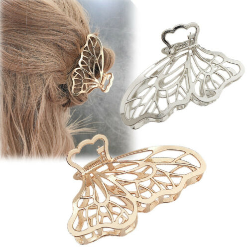 Headwear Butterfly Clip Crab Hair Clip Hair Claw Barrette Women Snap New Hairpin