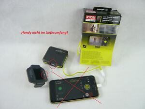 Entfernungsmessung Mit Handy : Ryobi phone handy works rpw entfernungsmesser laser messgerät