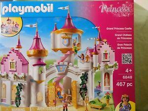 Playmobil PLAYMOBIL 6848 Prinzessinnenschloss NEU  OVP