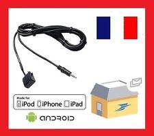 Adaptateur fiche AUX MP3 AUTORADIO FORD C-MAX S-MAX MONDEO 6000CD 6000 CDC 5000C