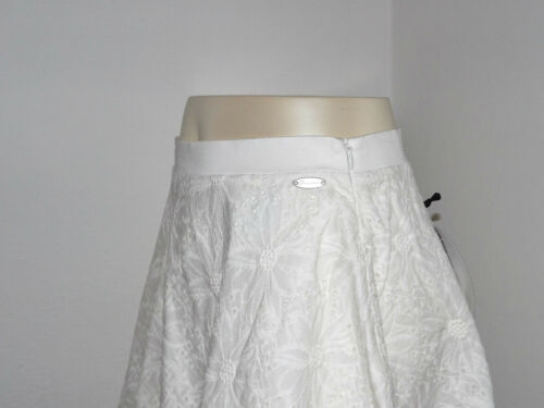 Tg Bianco S Gonna L bianca in M Regina va Xs immobilier Fornarina cotone zqxPtxE