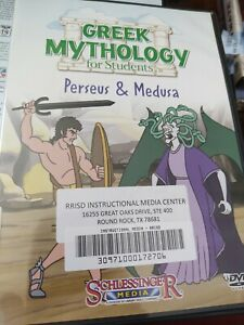 DVD-Greek-Mythology-for-Students-Perseus-amp-Medusa