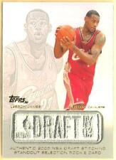2003-04 Lebron James Topps Jersey Edition RC