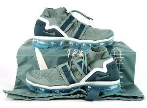 3841fd6909 Nike Air VaporMax Flyknit Utility Running Shoe 'Clay Green' AH6834 ...