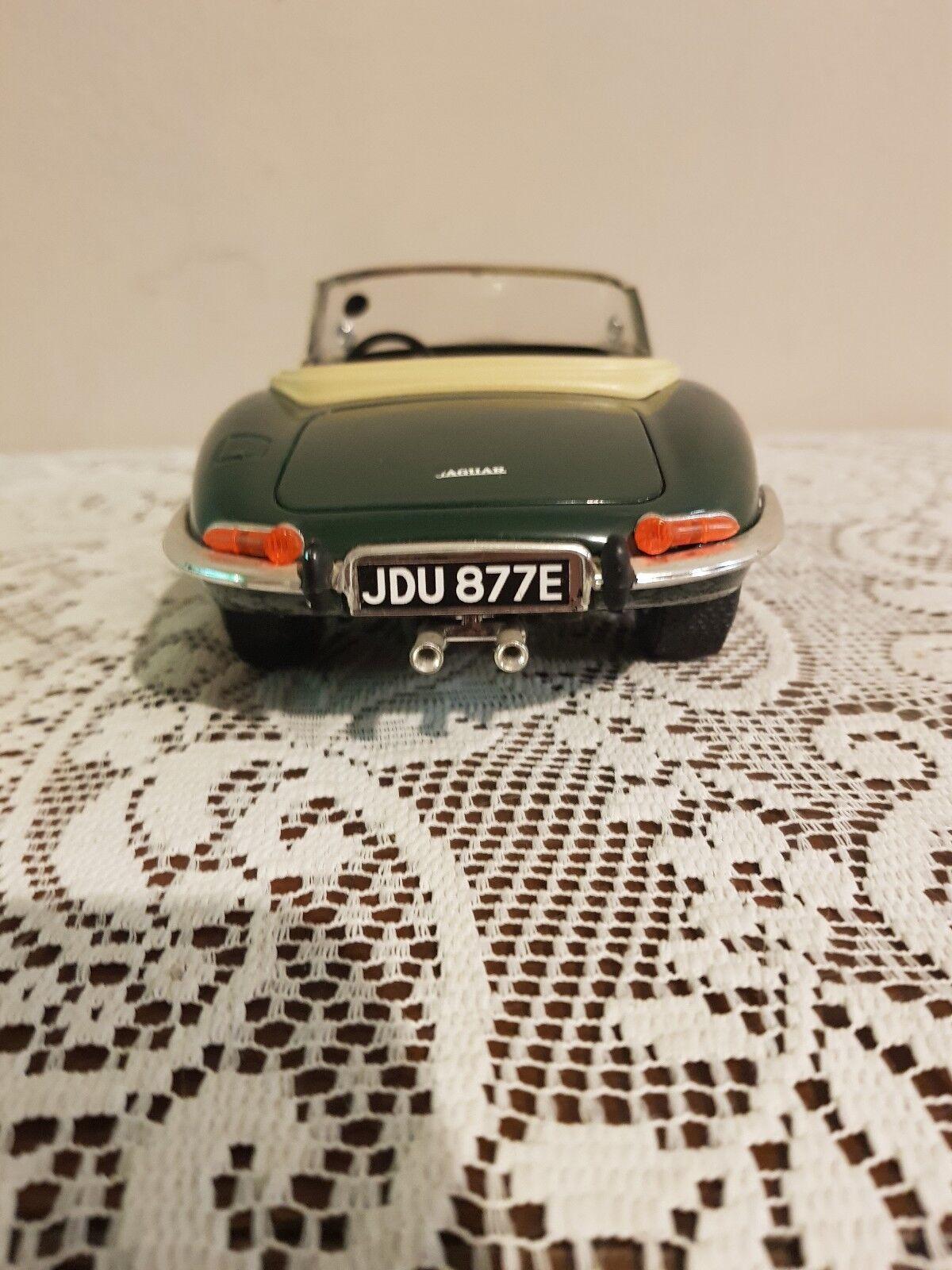 Jaguar Jaguar Jaguar E Cabriolet 1961 Modelo Por Burago f750f2