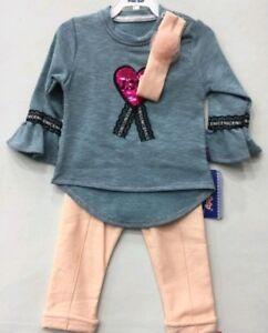 Hose SÜßes Baby Girl 3tlg Set Tunika Haarband Love Gr.74 Neu Frühling Demand Exceeding Supply