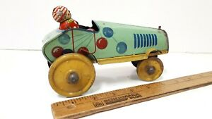 1920-STRAUSS-Krazy-Kar-Fully-Working-Untouched-Original-Condition-See-Video