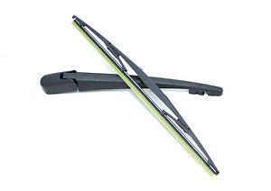 honda crv   genuine design rear window windshield wiper arm blade  ebay