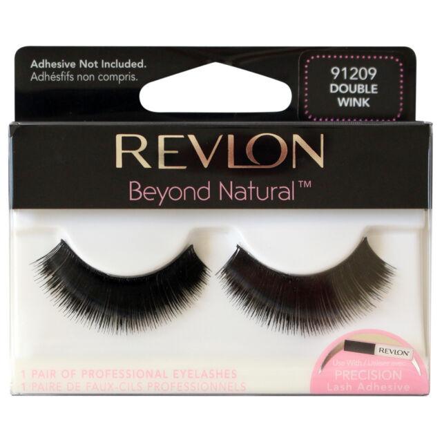 Revlon Beyond Natural Double Wink False Eyelashes - 91209
