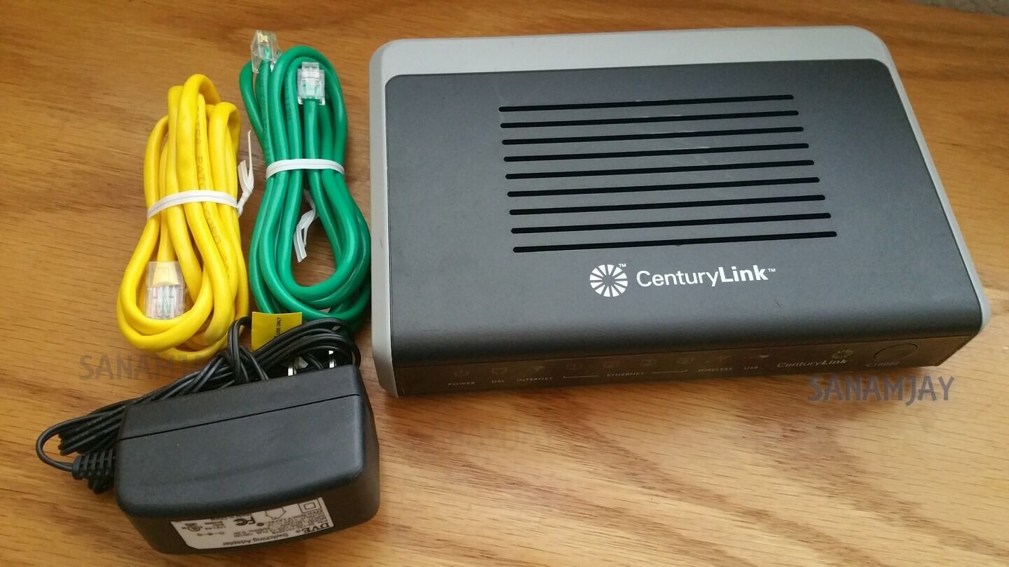 Centurylink Zyxel C1000z Vdsl2 Modem With Wireless Router Ebay Dsl Telephone Wiring Box Connection Besides Phone Line Norton Secured Powered By Verisign