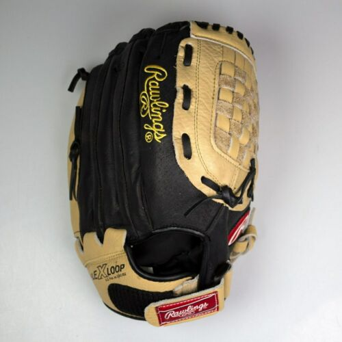 "Right Hand Thrower Rawlings Player Preferred Series 12/"" Leather Baseball Glove"