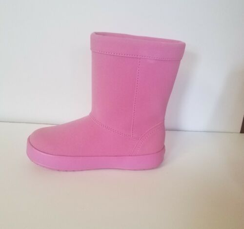 crocs Kids Lodgepoint  Boot Pick SZ//Color