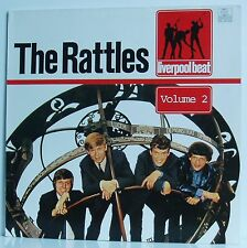 LP The Rattles Liverpool Beat Volume 2  Ariola Ri 1979