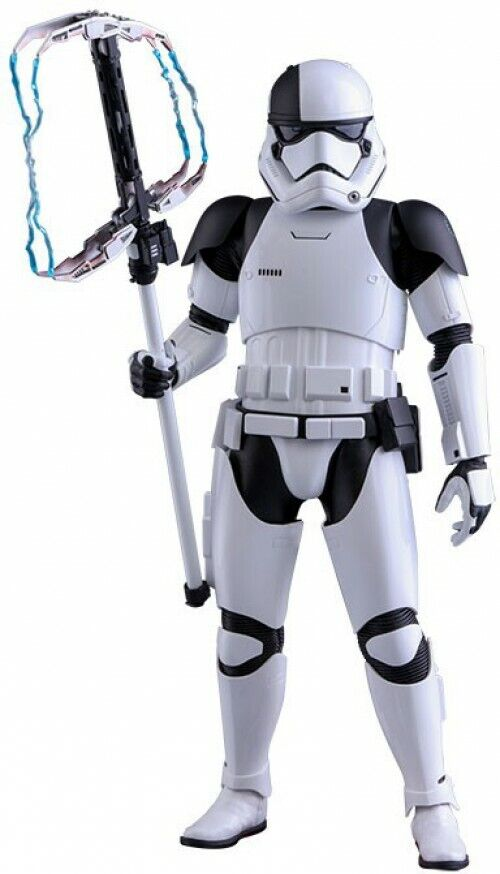 Film Masterpiece First Order Stormtrooper Executiver Colleble Figur MMS428