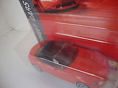 Majorette 1:64 scale BMW Z4 ROADSTER 3 inches   suberb detail