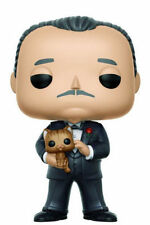 5578349305fc7 Funko Pop 404 The Godfather Michael Corleone With Hat 9 Cm Case