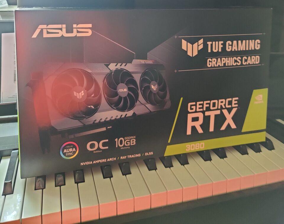 RTX 3080 TUF OC Nvidia/Asus, God