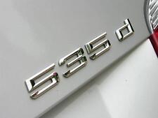 BMW E60 E61 5 Series GENUINE NEW 535d LABEL STICKER BADGE EMBLEM 7159340