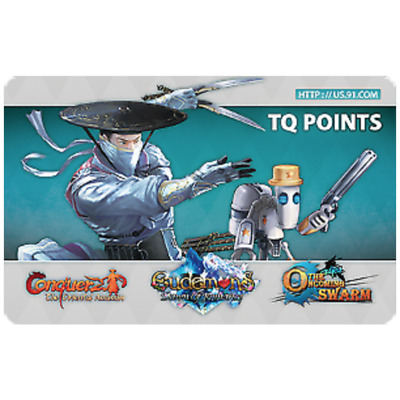 TQ Game Card $10 or $25 - Fast email delivery