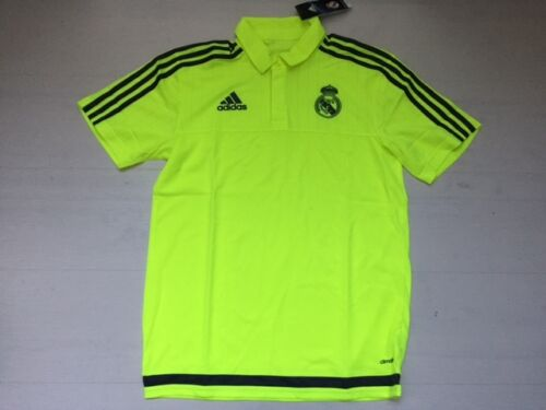 2983 REAL MADRID ADIDAS POLO KNIT SHIRT REPRESENTATION SHIRT JERSEY S88941