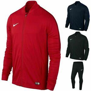 Nike-Herren-Trainingsjacke-Polyesterjacke-Trainingshose-Sporthose-Jogginghose