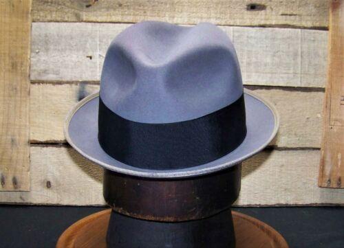 Vintage 1930's/40's Knox Fifteen Fedora Hat (6 7/8