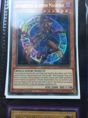 Apprentice Illusion Magician LEDD-ENA03