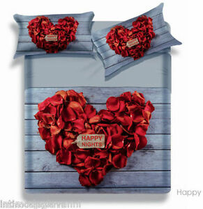 Lenzuola-Copriletto-Biancaluna-Miss-Terry-Happy-Completo-letto-Stampa-digitale