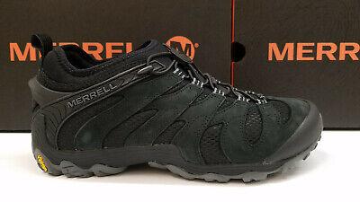men shoes MERRELL MENS HIKING CHAMELEON STRETCH BLACK SIZE