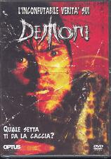 L'INCONFUTABILE VERITA' SUI DEMONI - DVD ( NUOVO SIGILLATO )