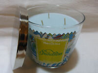 1 Sundress Scented Candle Bath & Body Works 14.5 Oz