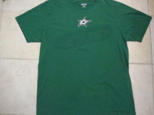 d28dd0fbe ... NHL Dallas Stars National Hockey League Fan Reebok Apparel Green T  Shirt L