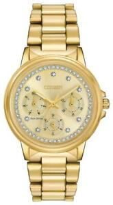 Citizen Chandler Eco-Drive Womens Watch FD2042-51P Greater Montréal Preview