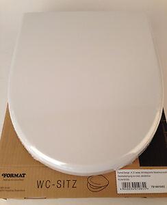 format wc sitz toilettendeckel keramag renova nr 1 4u icon absenkautomatik ebay. Black Bedroom Furniture Sets. Home Design Ideas