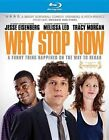 Why Stop Now 030306189697 With Jesse Eisenberg Blu-ray