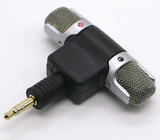 3.5mm Plug ECM-DS70P Electret For Sony Digital Wireless Stereo Microphone - UK