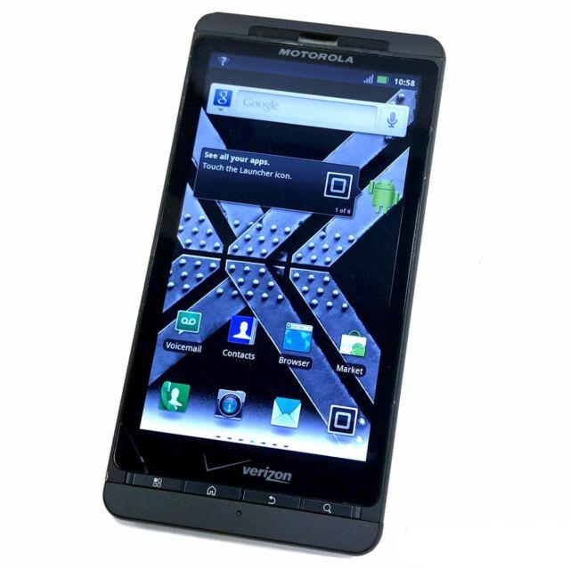 Motorola DROID X2  CDMA 3G 8GB 8MP Android Verizon Smartphone MB870