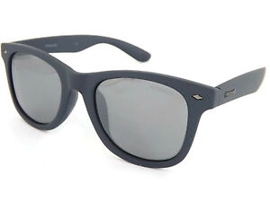 Image is loading Polaroid-Polarized-Sunglasses-Solid-Blue-Grey-Silver-Flash- 0504ccd1a9