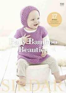Sirdar-Baby-Bamboo-Beauties-Book-500