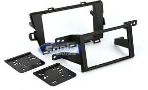 Black Metra 99-8226B Dash Kit for Toyota Prius 2010 Single DIN