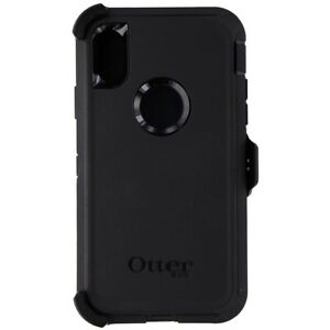 OtterBox-Defender-Series-Case-and-Holster-for-Apple-iPhone-XR-Black